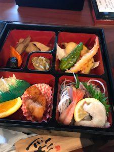 陸前高田で昼食